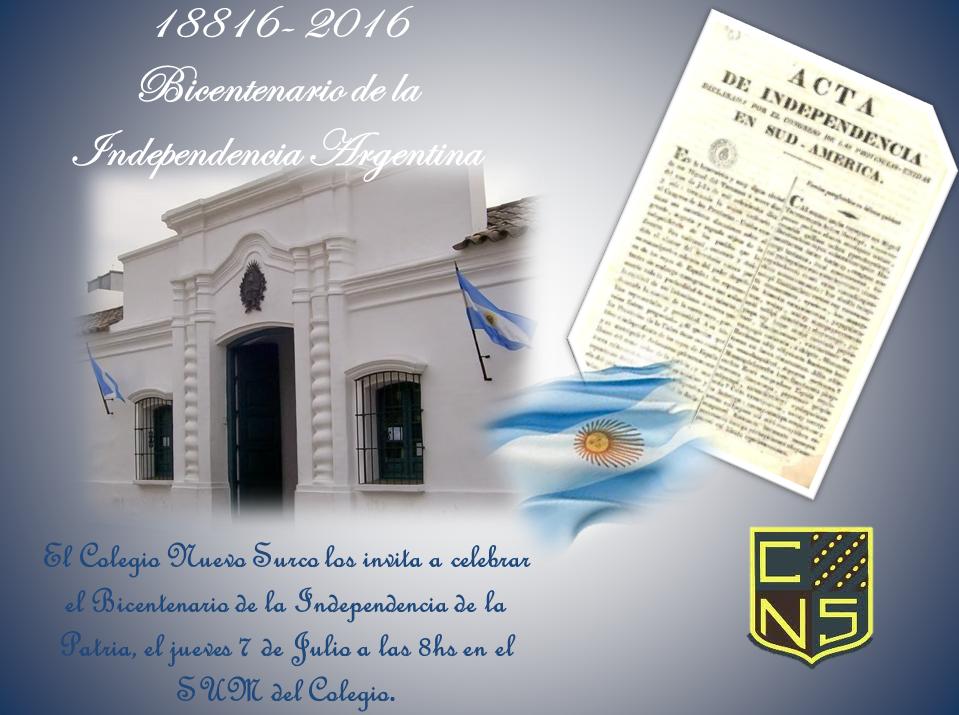 Bicentenario 9 de Julio